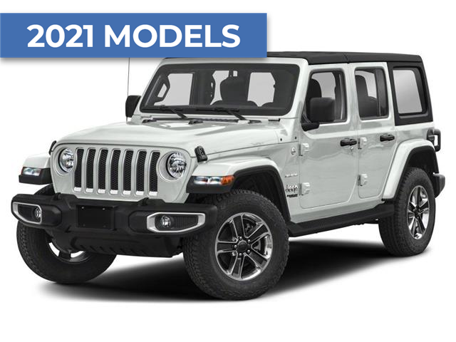 2021 Jeep Wrangler Unlimited Sahara (Stk: M2043) in Welland - Image 1 of 9