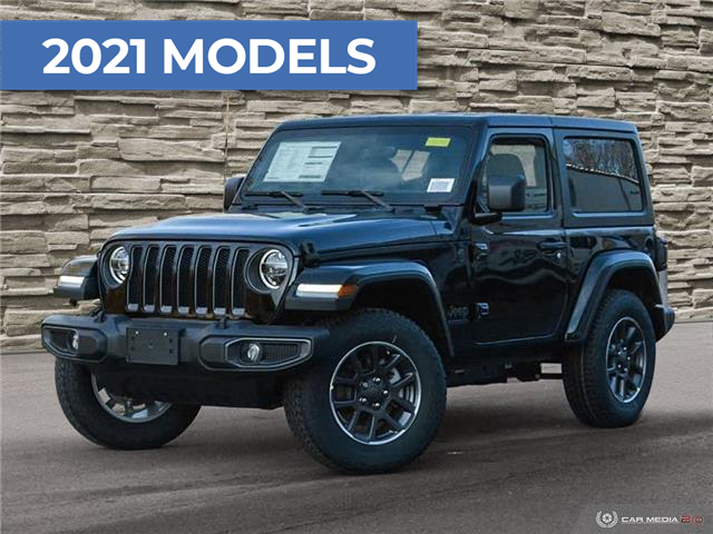 2021 Jeep Wrangler Sport (Stk: M2042) in Welland - Image 1 of 27