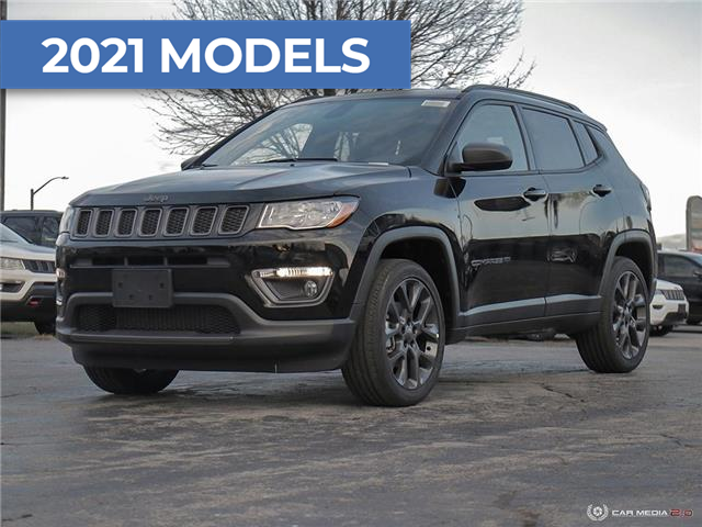 2021 Jeep Compass North (Stk: M1082) in Hamilton - Image 1 of 29