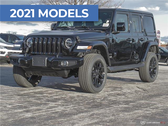 2021 Jeep Wrangler Unlimited Sahara (Stk: M1115) in Hamilton - Image 1 of 24