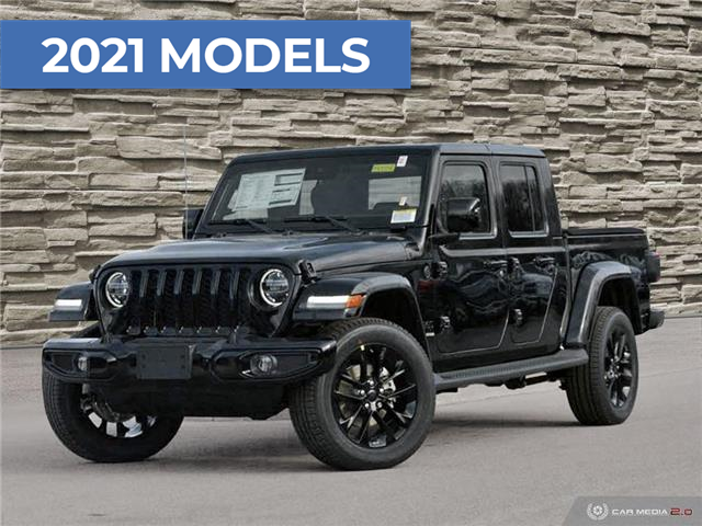 2021 Jeep Gladiator Overland (Stk: M2054) in Welland - Image 1 of 27