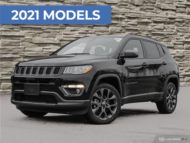 2021 Jeep Compass North (Stk: J4280) in Brantford - Image 1 of 27