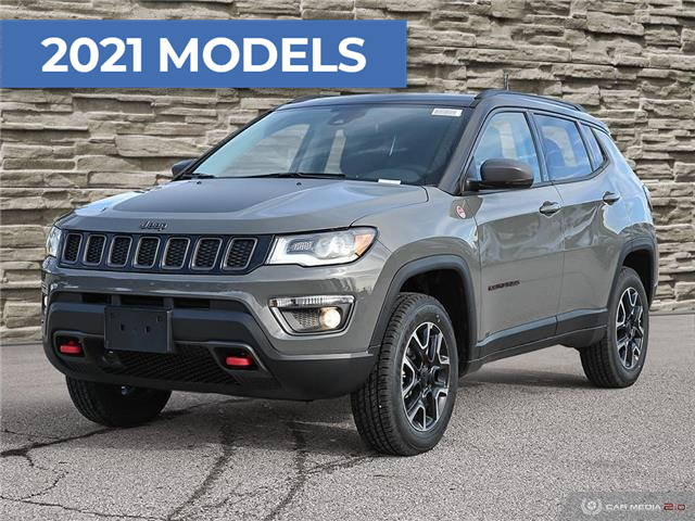 2021 Jeep Compass Trailhawk (Stk: M1108) in Hamilton - Image 1 of 29