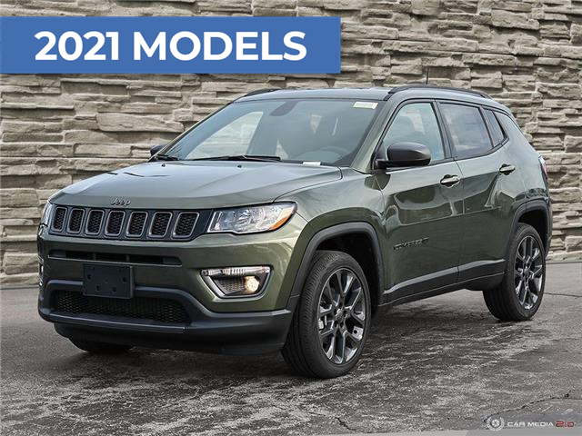 2021 Jeep Compass North (Stk: M1118) in Hamilton - Image 1 of 27