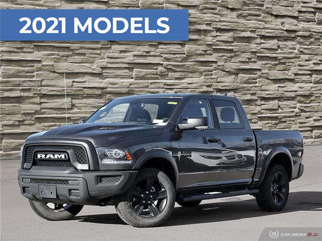 2021 RAM 1500 Classic SLT (Stk: M2058) in Welland - Image 1 of 27