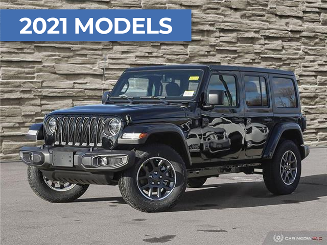 2021 Jeep Wrangler Unlimited Sport (Stk: M2063) in Welland - Image 1 of 26