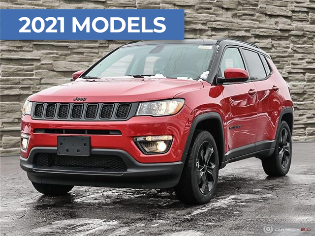 2021 Jeep Compass Altitude (Stk: M1123) in Hamilton - Image 1 of 26
