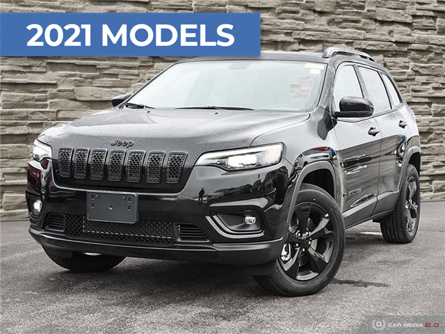 2021 Jeep Cherokee Altitude (Stk: J4283) in Brantford - Image 1 of 27