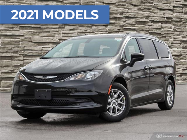 2021 Chrysler Grand Caravan SXT (Stk: C7503) in Brantford - Image 1 of 27