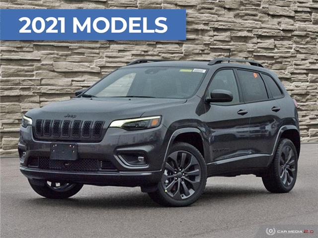 2021 Jeep Cherokee Limited (Stk: M2066) in Welland - Image 1 of 27