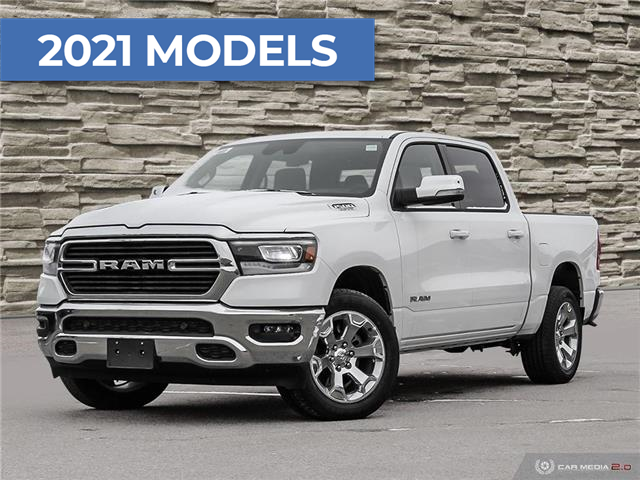 2021 RAM 1500 Big Horn (Stk: T8834) in Brantford - Image 1 of 27