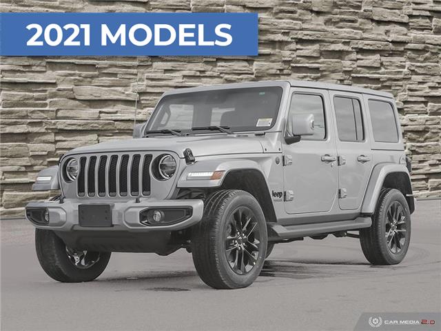 2021 Jeep Wrangler Unlimited Sahara (Stk: M1152) in Hamilton - Image 1 of 25