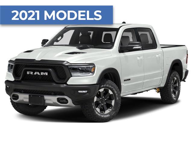 2021 RAM 1500 Rebel (Stk: ) in Brantford - Image 1 of 9