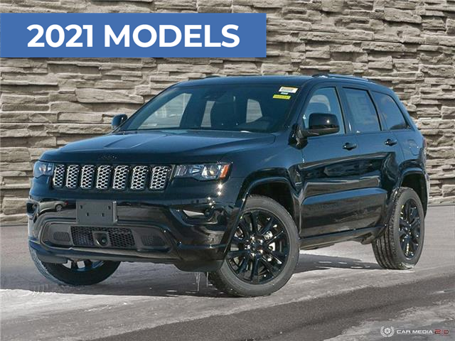 2021 Jeep Grand Cherokee Laredo (Stk: M2074) in Welland - Image 1 of 27