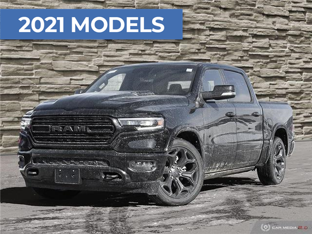 2021 RAM 1500 Limited (Stk: T8846) in Brantford - Image 1 of 27
