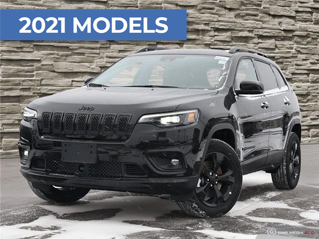 2021 Jeep Cherokee Altitude (Stk: J4274) in Brantford - Image 1 of 29