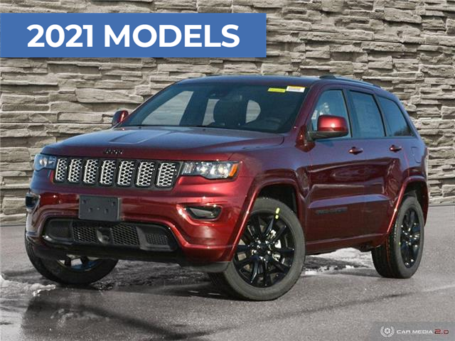 2021 Jeep Grand Cherokee Laredo (Stk: M2076) in Welland - Image 1 of 27
