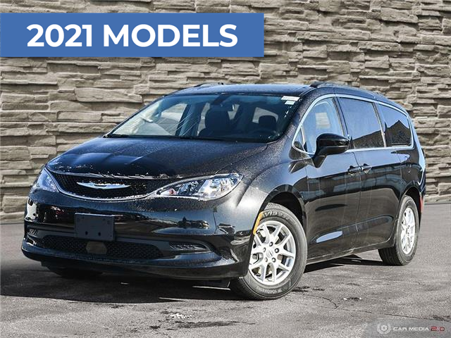 2021 Chrysler Grand Caravan SXT (Stk: C7502) in Brantford - Image 1 of 29