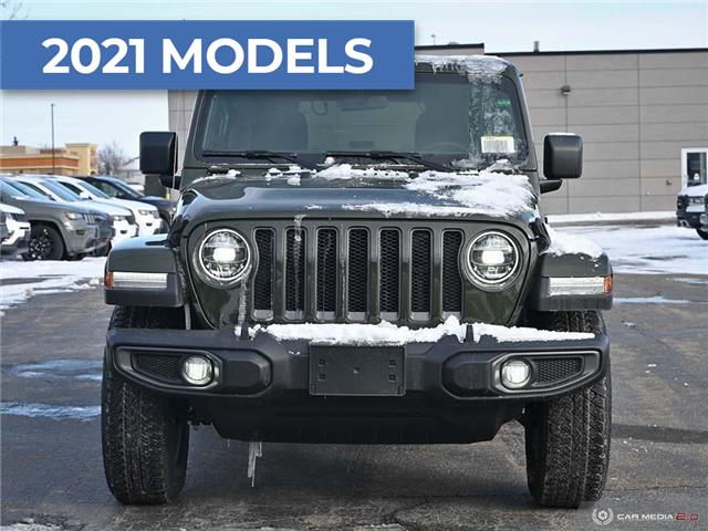 2021 Jeep Wrangler Unlimited Sport (Stk: M1132) in Hamilton - Image 1 of 29