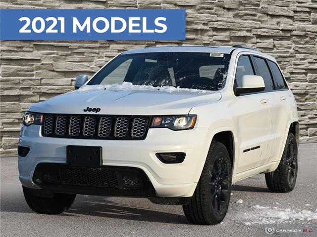 2021 Jeep Grand Cherokee Laredo (Stk: M1161) in Hamilton - Image 1 of 26