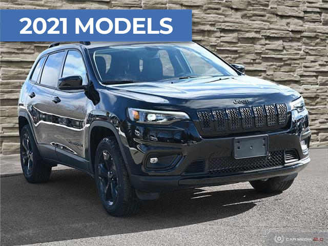 2021 Jeep Cherokee Altitude (Stk: M1156) in Hamilton - Image 1 of 29