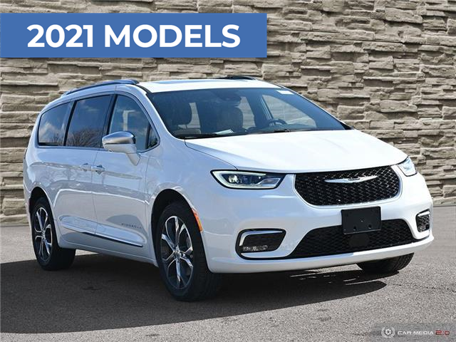 2021 Chrysler Pacifica Pinnacle (Stk: M8005) in Hamilton - Image 1 of 29