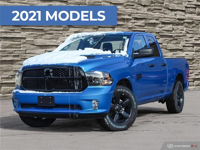 2021 RAM 1500 Classic Tradesman (Stk: T8861) in Brantford - Image 1 of 26