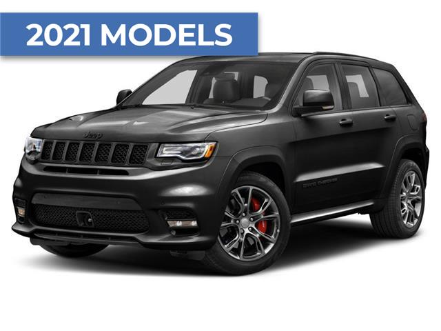 2021 Jeep Grand Cherokee SRT (Stk: ) in Hamilton - Image 1 of 9
