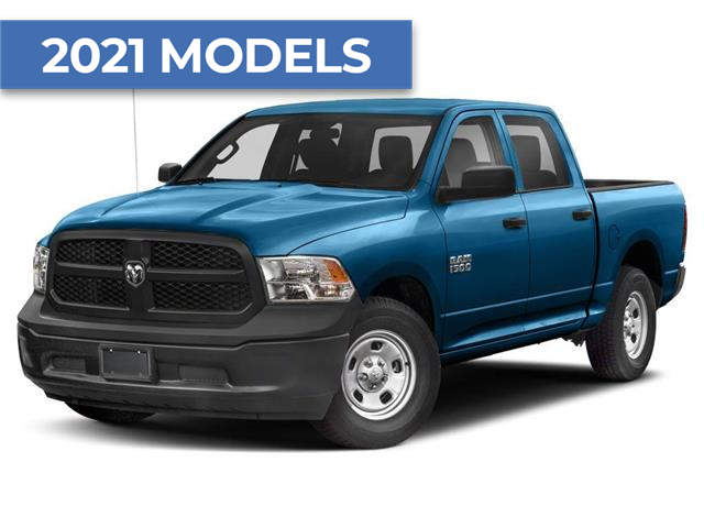 2021 RAM 1500 Classic Tradesman (Stk: ) in Brantford - Image 1 of 9