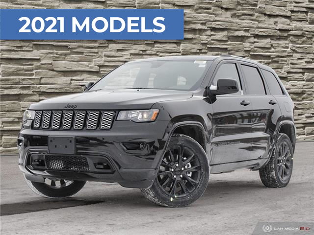 2021 Jeep Grand Cherokee Laredo (Stk: J4299) in Brantford - Image 1 of 27
