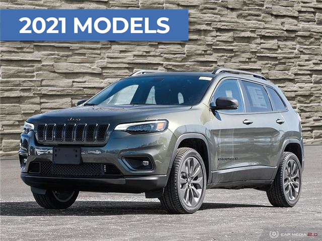 2021 Jeep Cherokee North (Stk: O03895) in Hamilton - Image 1 of 30