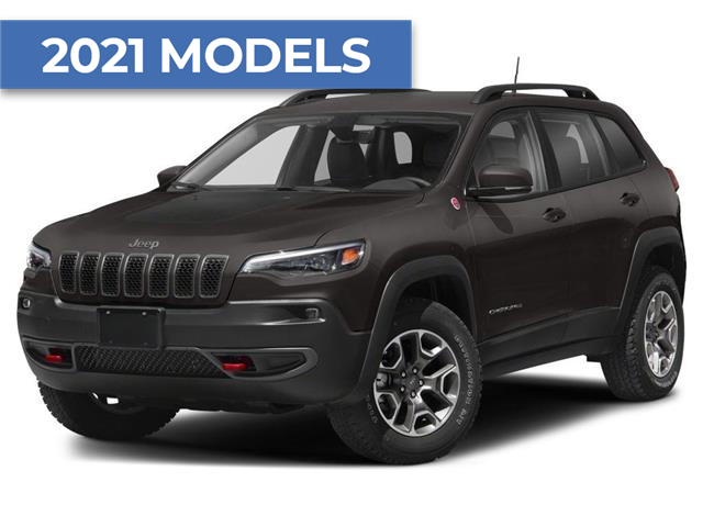 2021 Jeep Cherokee Trailhawk (Stk: ) in Brantford - Image 1 of 9