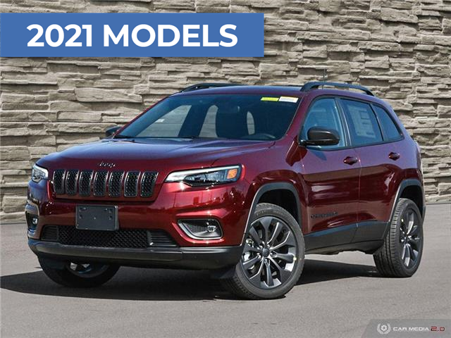 2021 Jeep Cherokee North (Stk: M2101) in Welland - Image 1 of 27