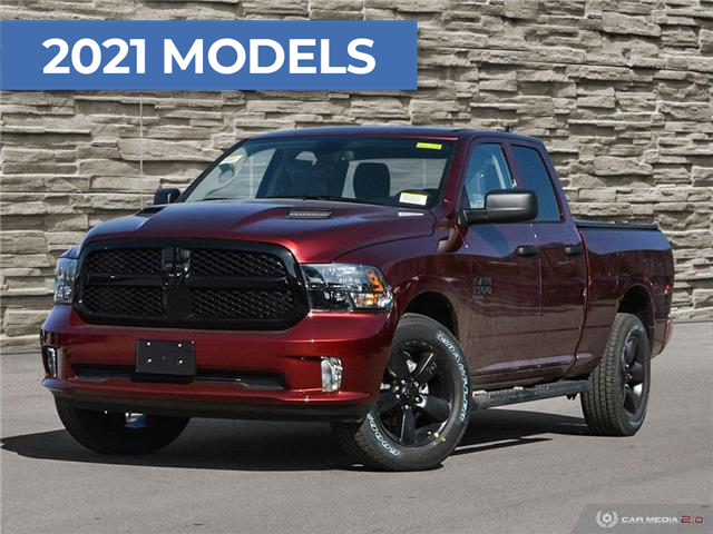2021 RAM 1500 Classic Tradesman (Stk: M2104) in Welland - Image 1 of 27