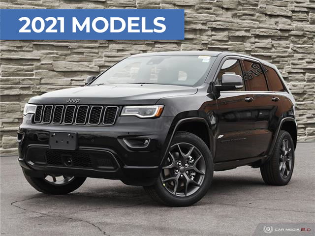 2021 Jeep Grand Cherokee Limited (Stk: J4316) in Brantford - Image 1 of 26