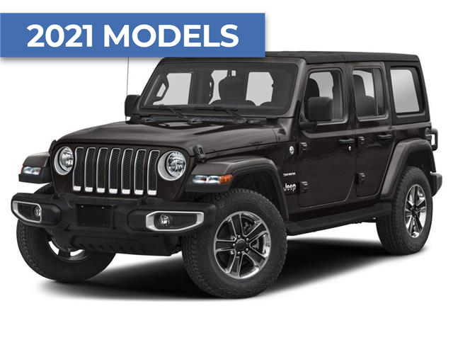 2021 Jeep Wrangler Unlimited Sahara (Stk: M1219) in Hamilton - Image 1 of 9