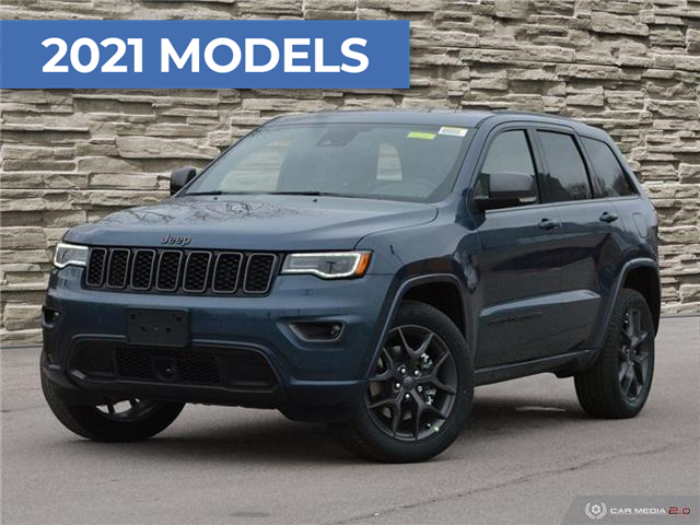 2021 Jeep Grand Cherokee Limited (Stk: M2121) in Welland - Image 1 of 27