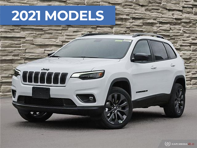 2021 Jeep Cherokee North (Stk: M2119) in Welland - Image 1 of 27