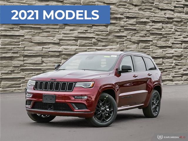 2021 Jeep Grand Cherokee Limited (Stk: M2111) in Welland - Image 1 of 27