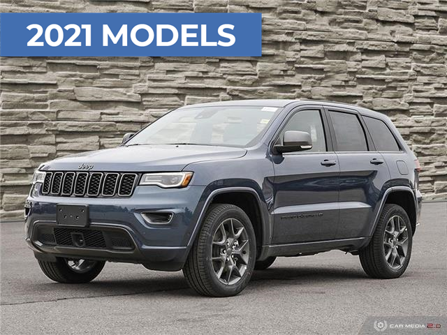 2021 Jeep Grand Cherokee Limited (Stk: M1196) in Hamilton - Image 1 of 30
