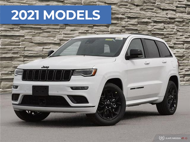 2021 Jeep Grand Cherokee Limited (Stk: M2126) in Welland - Image 1 of 27