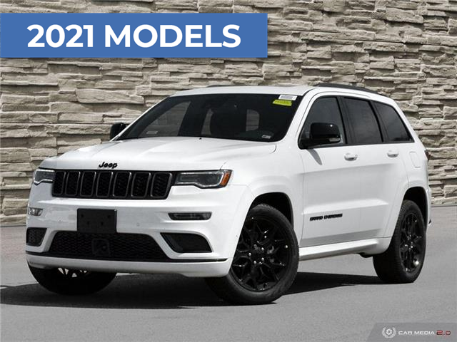 2021 Jeep Grand Cherokee Limited (Stk: M2135) in Welland - Image 1 of 27