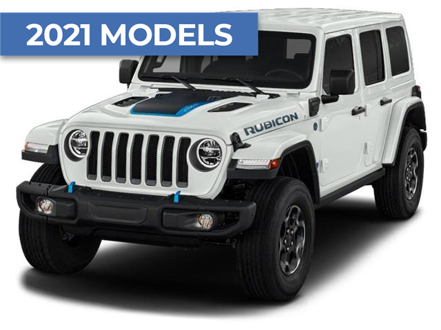 2021 Jeep Wrangler Unlimited 4xe Rubicon (Stk: M2144) in Welland - Image 1 of 2