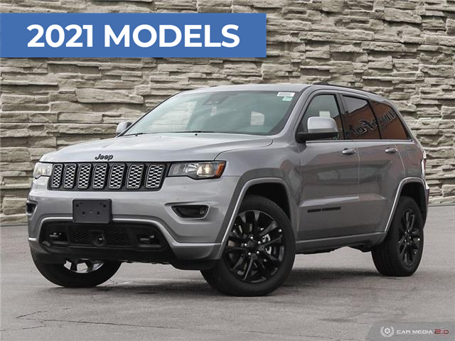 2021 Jeep Grand Cherokee Laredo (Stk: J4327) in Brantford - Image 1 of 27