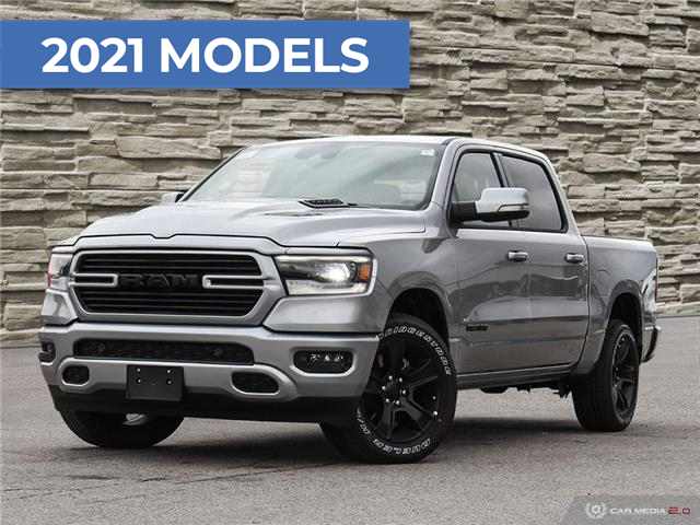 2021 RAM 1500 Sport (Stk: T8910) in Brantford - Image 1 of 27