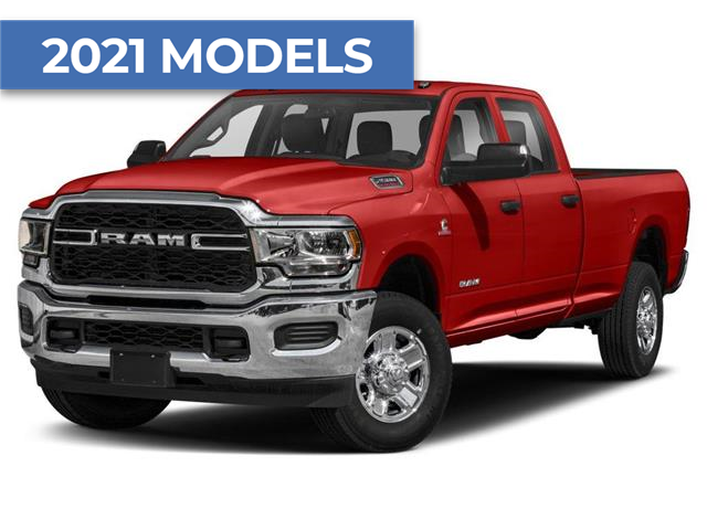 2021 RAM 2500 Big Horn (Stk: M2152) in Welland - Image 1 of 9