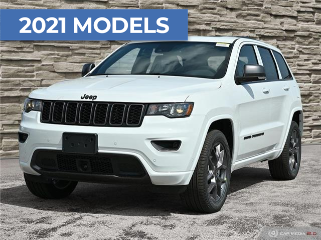 2021 Jeep Grand Cherokee Limited (Stk: M1218) in Hamilton - Image 1 of 28