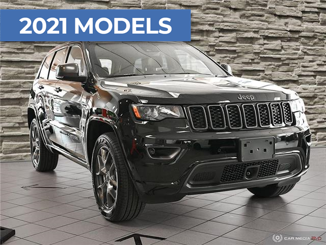 2021 Jeep Grand Cherokee Limited (Stk: M1217) in Hamilton - Image 1 of 22