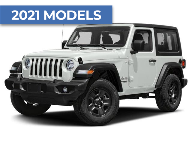 2021 Jeep Wrangler Sport (Stk: M2154) in Welland - Image 1 of 9