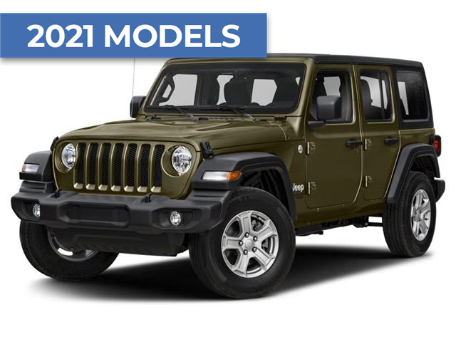 2021 Jeep Wrangler Unlimited Sport (Stk: M1230) in Hamilton - Image 1 of 9